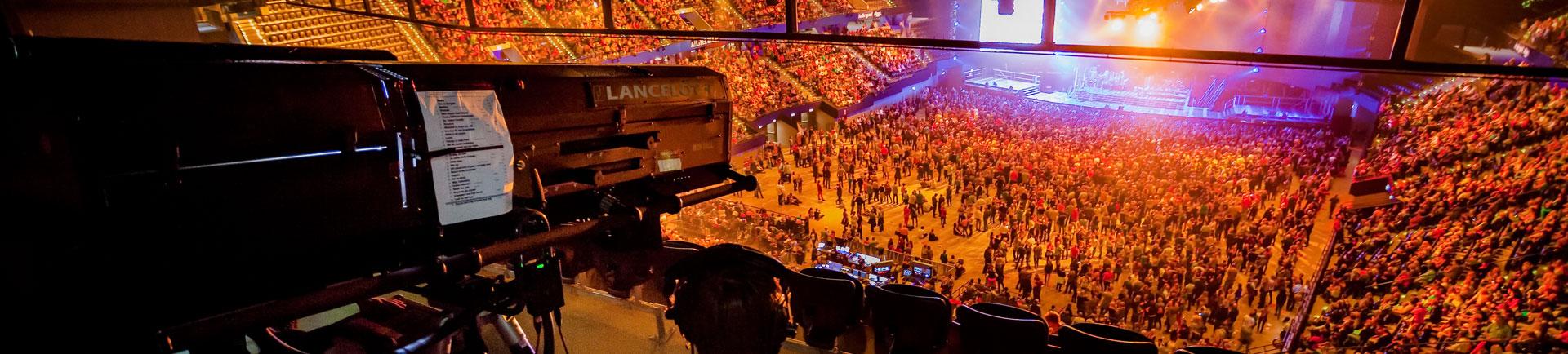 TripleShowtechniek header Camera Ahoy